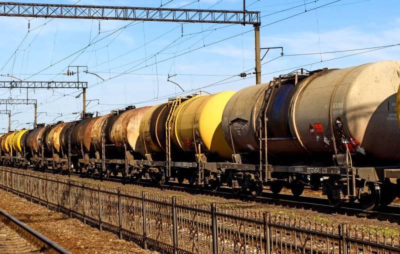 Вашингтон фактически блокировал экспорт нефтепродуктов из Беларуси Новости