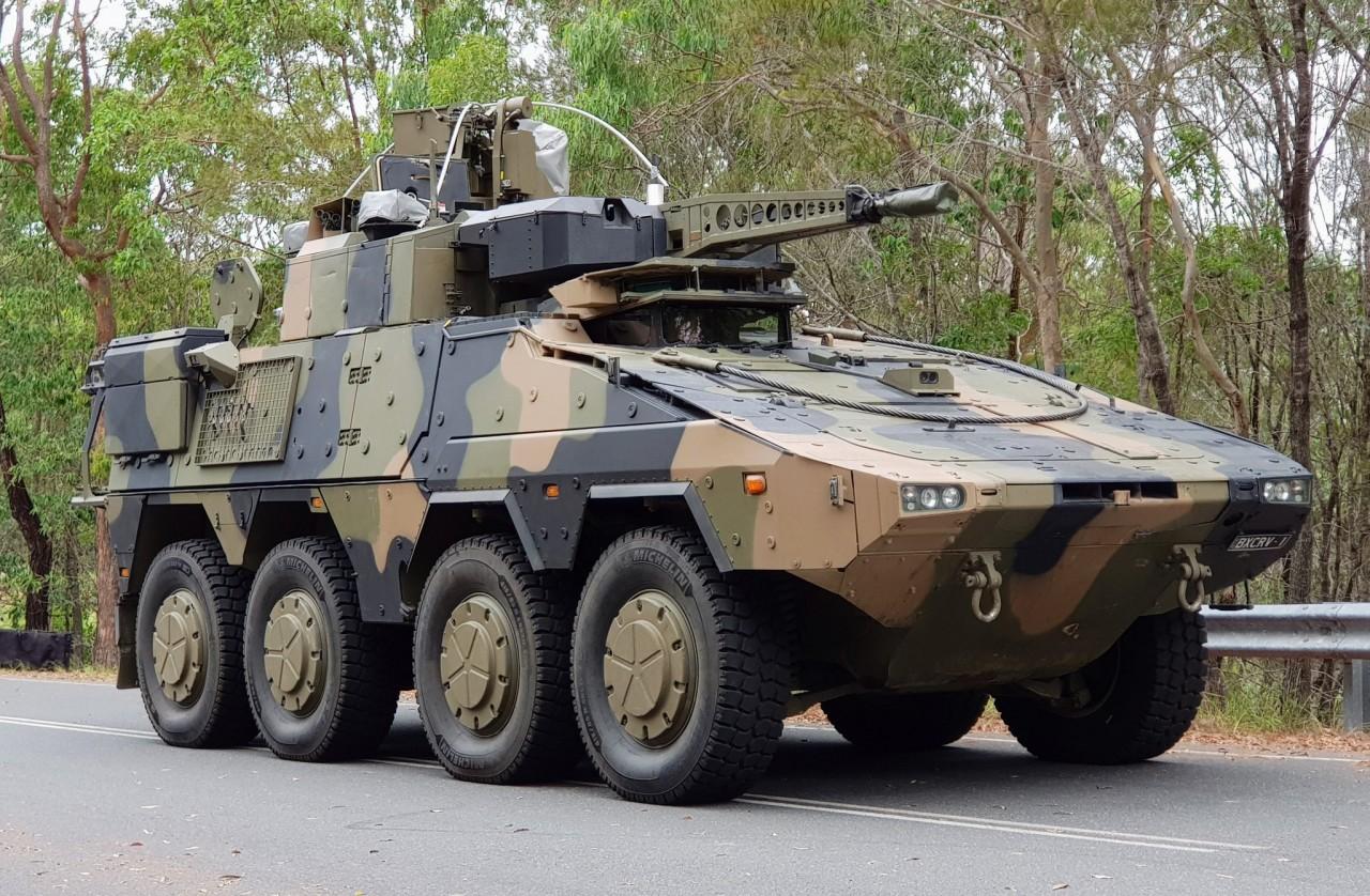 Boxer CRV победил в тендере австралийской армии