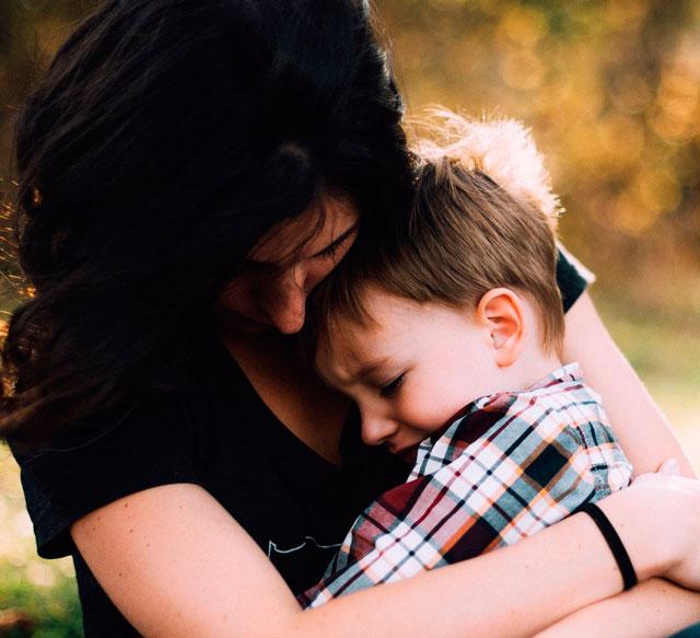 Картинки про любовь мама и сын