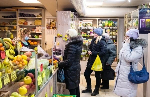 Подорожание продуктов в России впятеро превысило рост цен на еду в ЕС россияне,цены,экономика