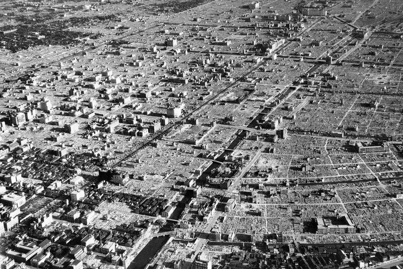 Вначале была война... интересное, недвижимость, япония