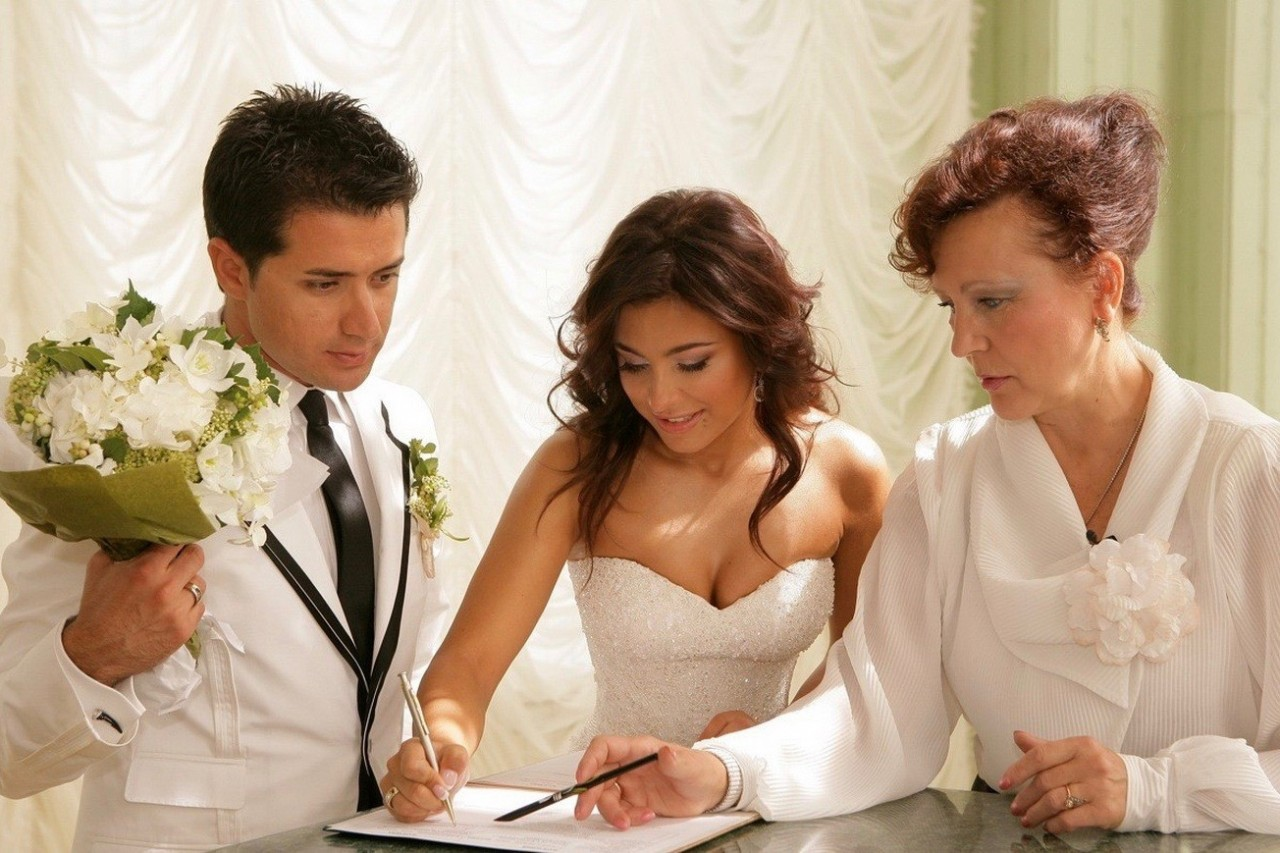 Семейное положение: замужем!