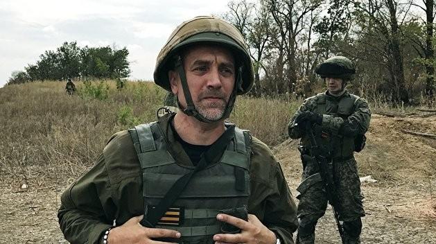 Прилепин рассказал, что нужно сделать для мира на Донбассе