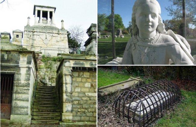 9 жутких историй знаменитых могил