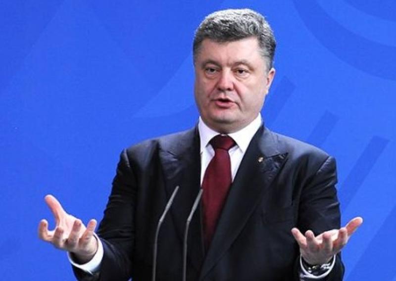 Порошенко проговорился: Крым…
