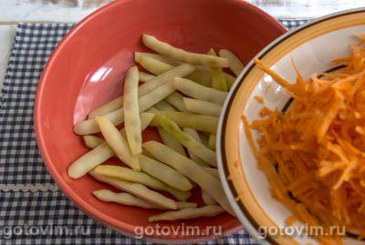 Турша из стручковой фасоли заготовки,закуски,консервируем,кулинария
