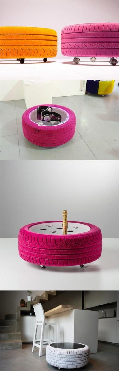 И снова о шинах (трафик)