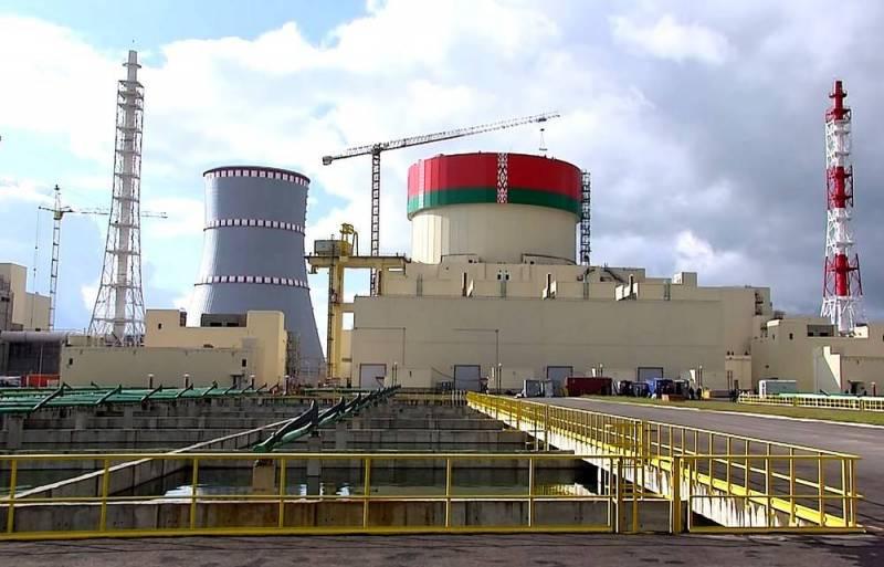Остановить БелАЭС может только белорусский Майдан