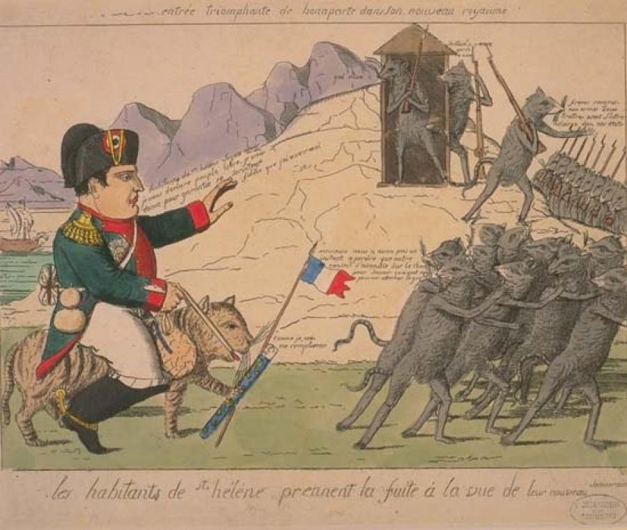 Самое сокрушительное поражение Наполеона против армии... кроликов