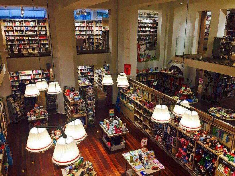 26 самых волшебных книжных магазинов со всего мира