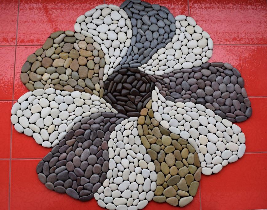 Поделки из морских камней своими руками фото