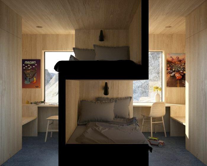 Хитрые дизайнерские решения для дома, которые помогут сэкономить место идеи