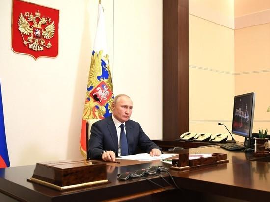 Путин похвастался новым бункером: «Исключительно высокий запас прочности»