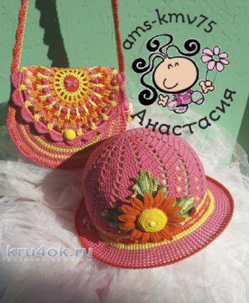 детские шапочки вязание крючком детских шапочек