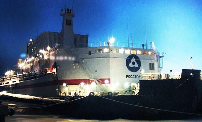 Как устроена единственная в мире плавучая АЭС: Россия использует ее на Крайнем Севере