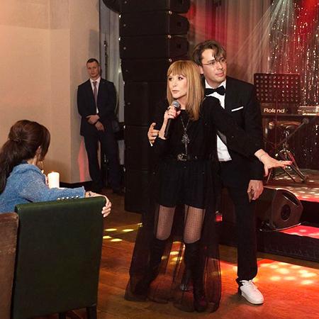 """""""Познакомились в танце"""": Максим Галкин рассказал о первой встрече с Аллой Пугачевой Звездные пары"""