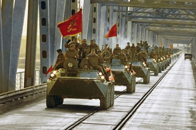Вся афганская война за 10 минут: видео
