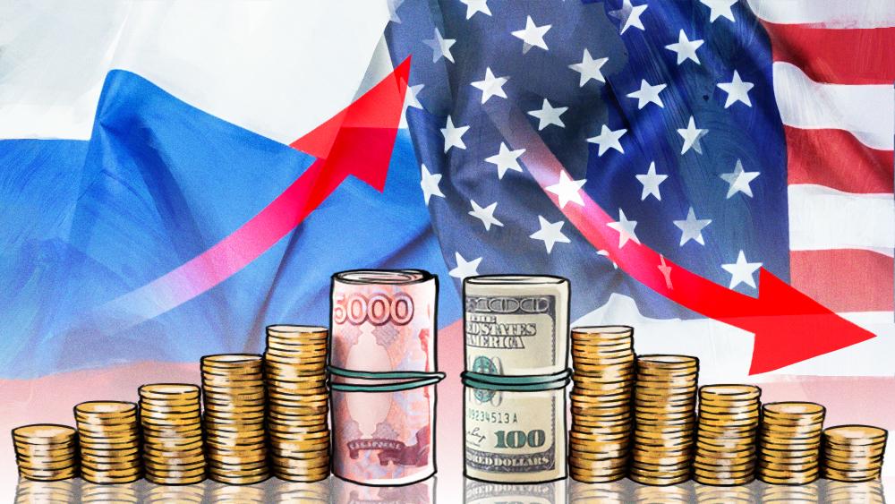Александр Роджерс: Почему Россия легче других переживёт наступающий кризис геополитика