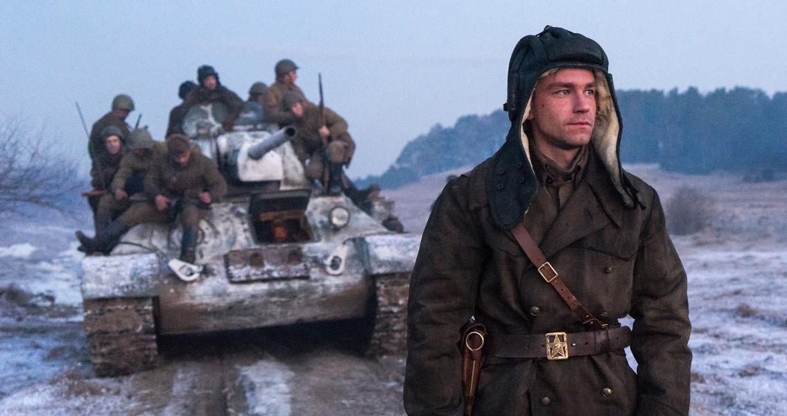 Фильм «Т-34» уничтожает запа…