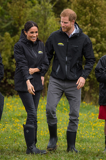 Ребенка принца Гарри и Меган Маркл будут воспитывать иначе, чем детей Кейт Миддлтон и принца Уильяма звездные дети, меган маркл