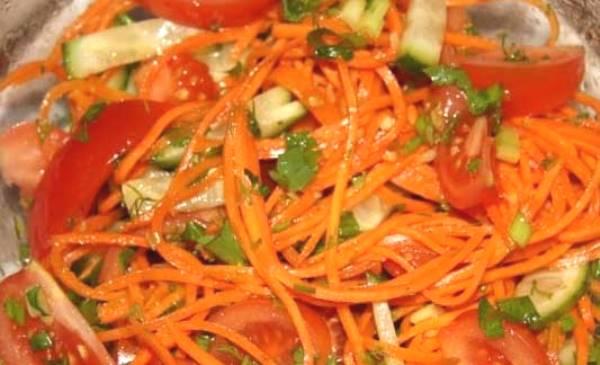 8 совершенно новых вкуснейших салатов на каждый день