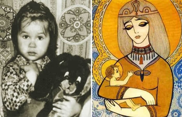 Трагическая судьба Саши Путри: Воспоминания о том, чего не было, и ранний уход советской художницы-вундеркинда
