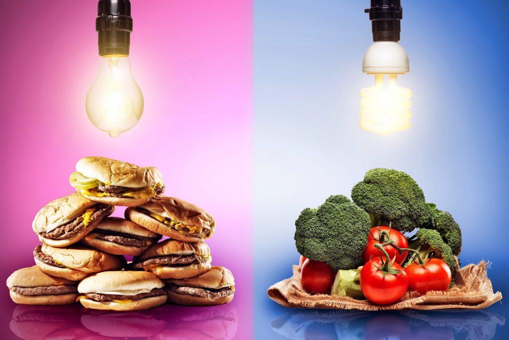 Здоровое питание: как избавиться от вредных желаний?