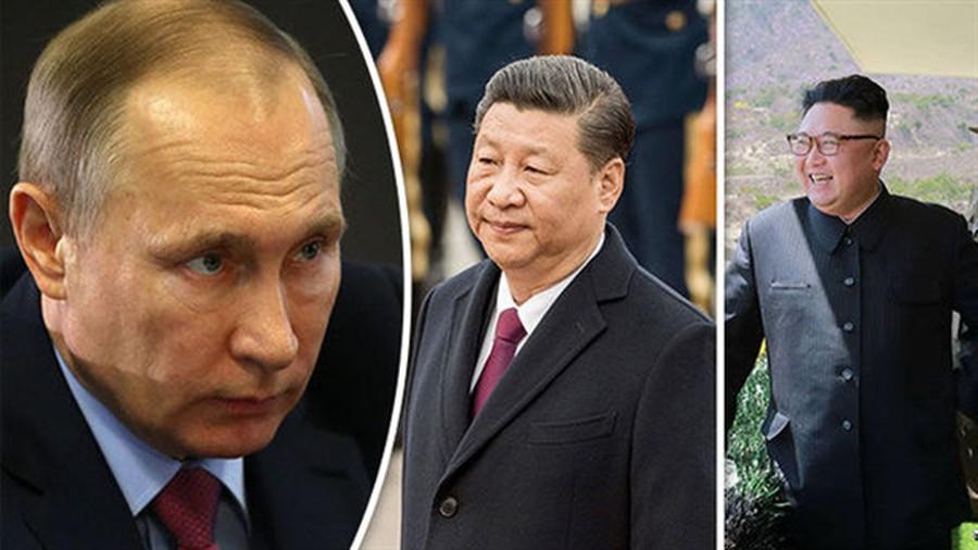 Россия и Китай используют Шо…