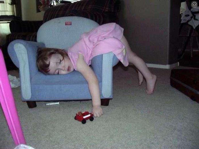 Прикольные картинки баба спит