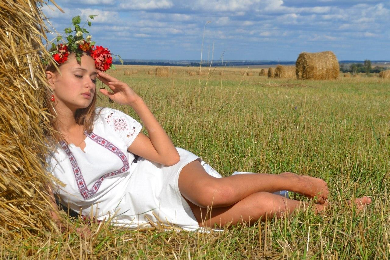 одна русская девушка на всех - 5