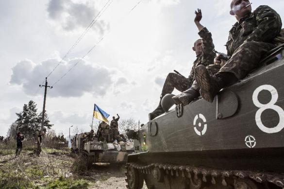 На Украине заявили о готовности захвата Крыма, Кубани и Воронежа. На Украине заявили о готовности захвата Крыма, Кубани и Воронежа