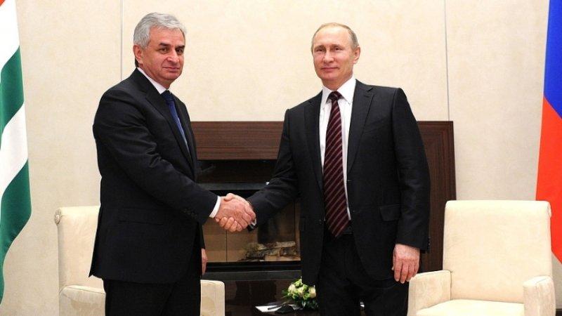 """Отношения России и Абхазии носят стратегический характер"""""""