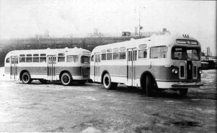 ЗИC-155: легенда среди советских автобусов