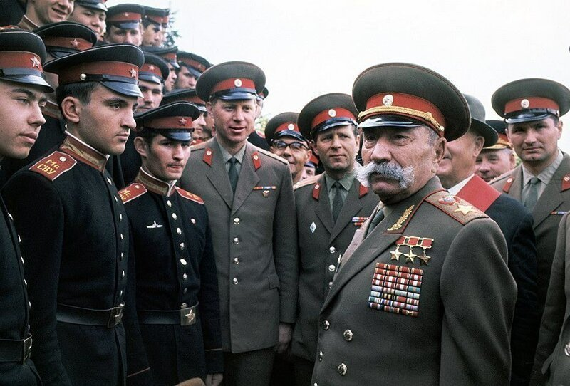 В памяти нашей  Советский Союз!