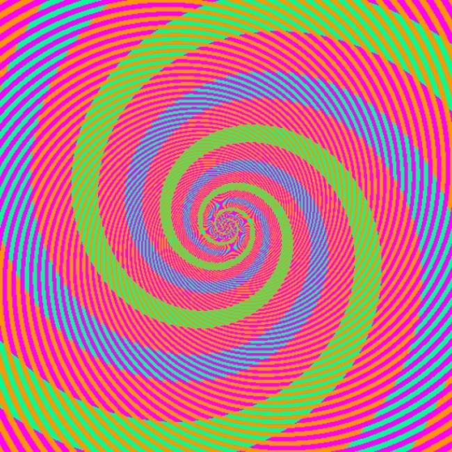 Как легко можно обмануть наш мозг зрение