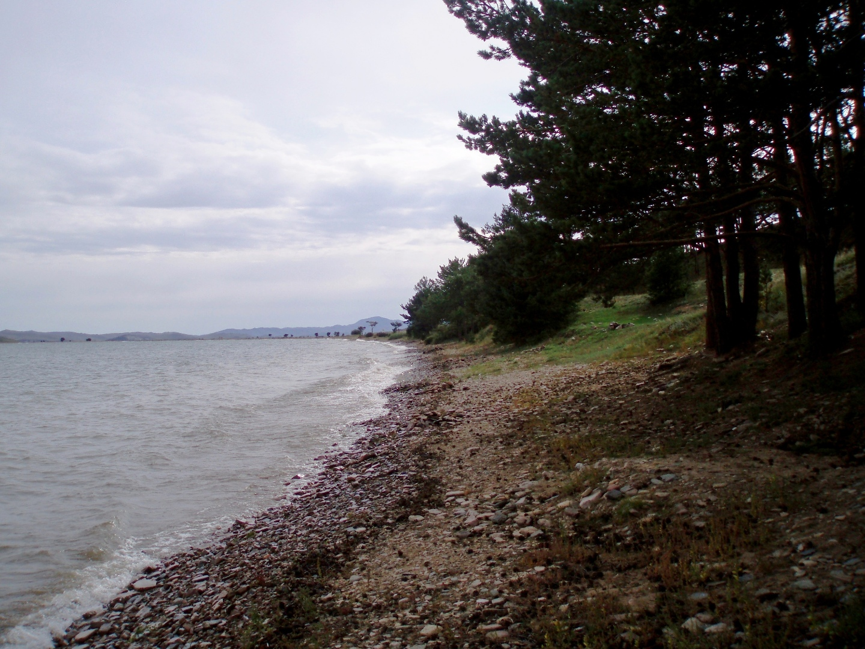 Прибайкалье. Маломорская Курма