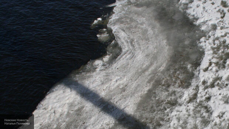 Выпавшего в ледяную реку кировчанина достали из воды