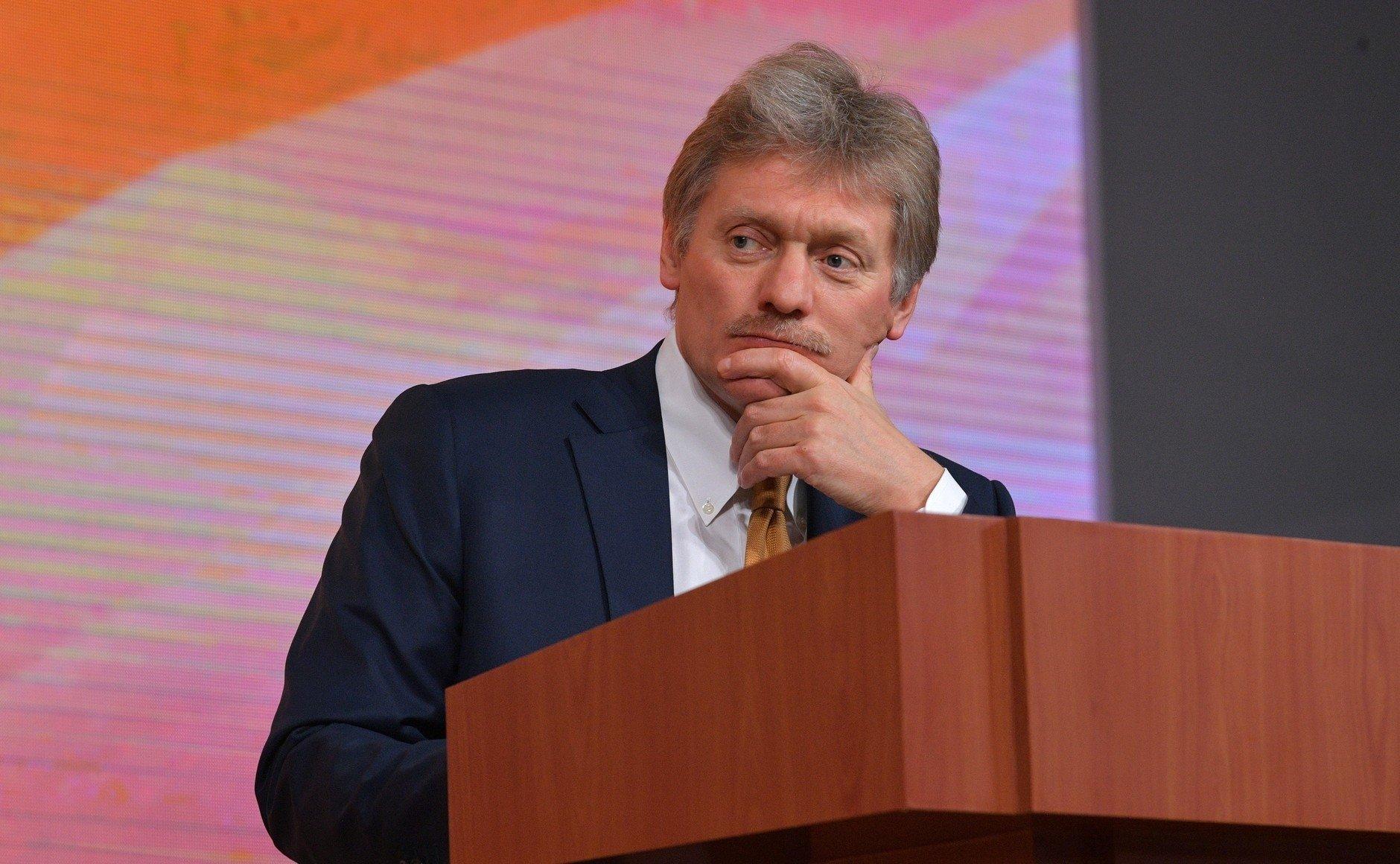 Песков выразил надежду на скорую инаугурацию Зеленского