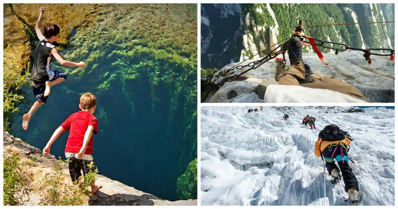 10 самых опасных туристическ…