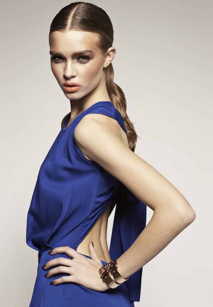 Жозефина Скривер - ангел Victoria's Secret