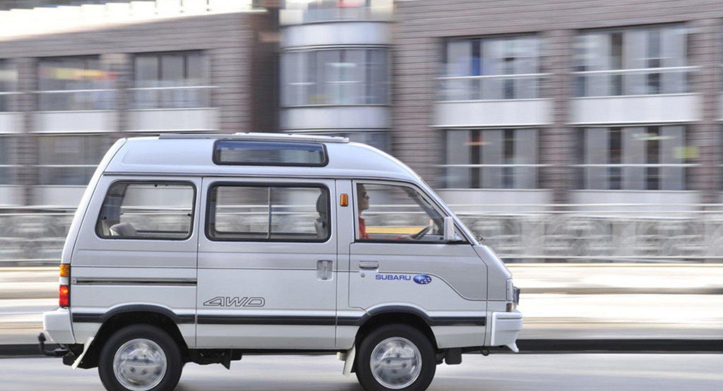 Компактный минивэн Subaru Libero имеет единственный минус – дорогие запчасти Автомобили