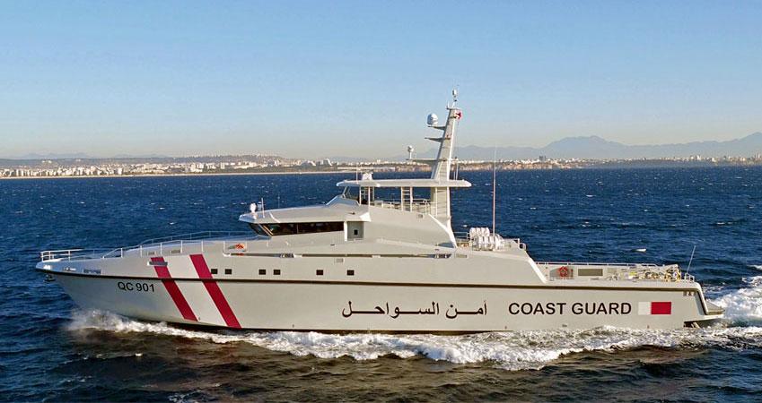 Катар заказал еще девять катеров у турецкой компании Ares
