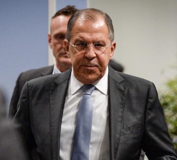 Лавров поинтересовался у Могерини, почему ЕС ввёл санкции только против России