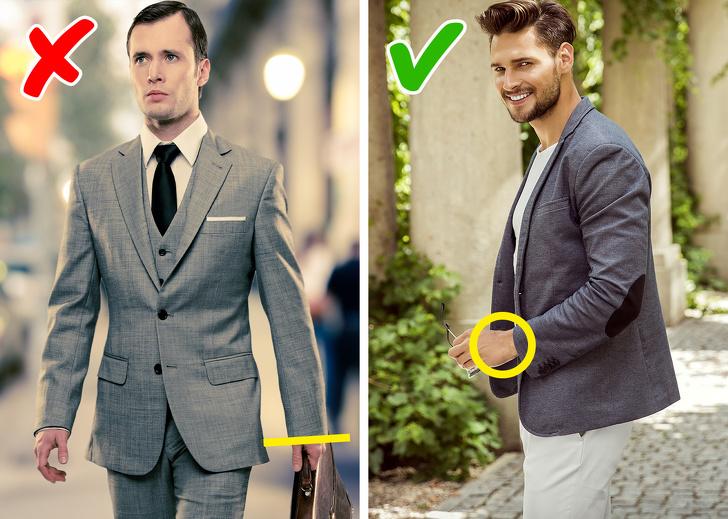 11 ошибок в одежде мужчин, которые портят их внешний вид мода и красота,модные ошибки,мужская мода,одежда и аксессуары