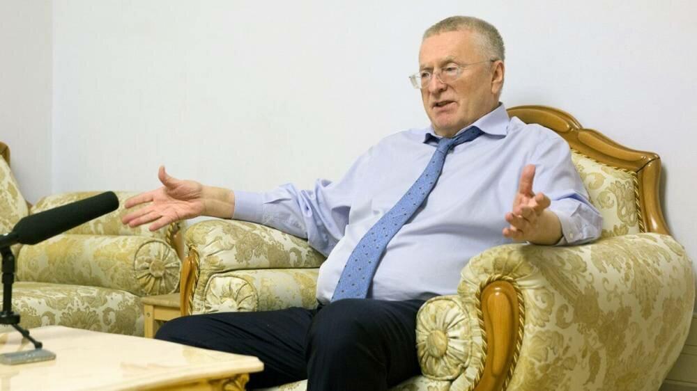 Владимир Жириновский заступился за Павла Грудинина