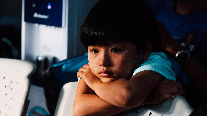 Как вести себя с ребенком при разводе
