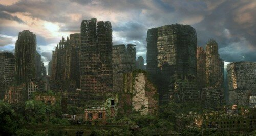 10 000 лет после нашей эры, или Запомнит ли Земля человечество война и мир
