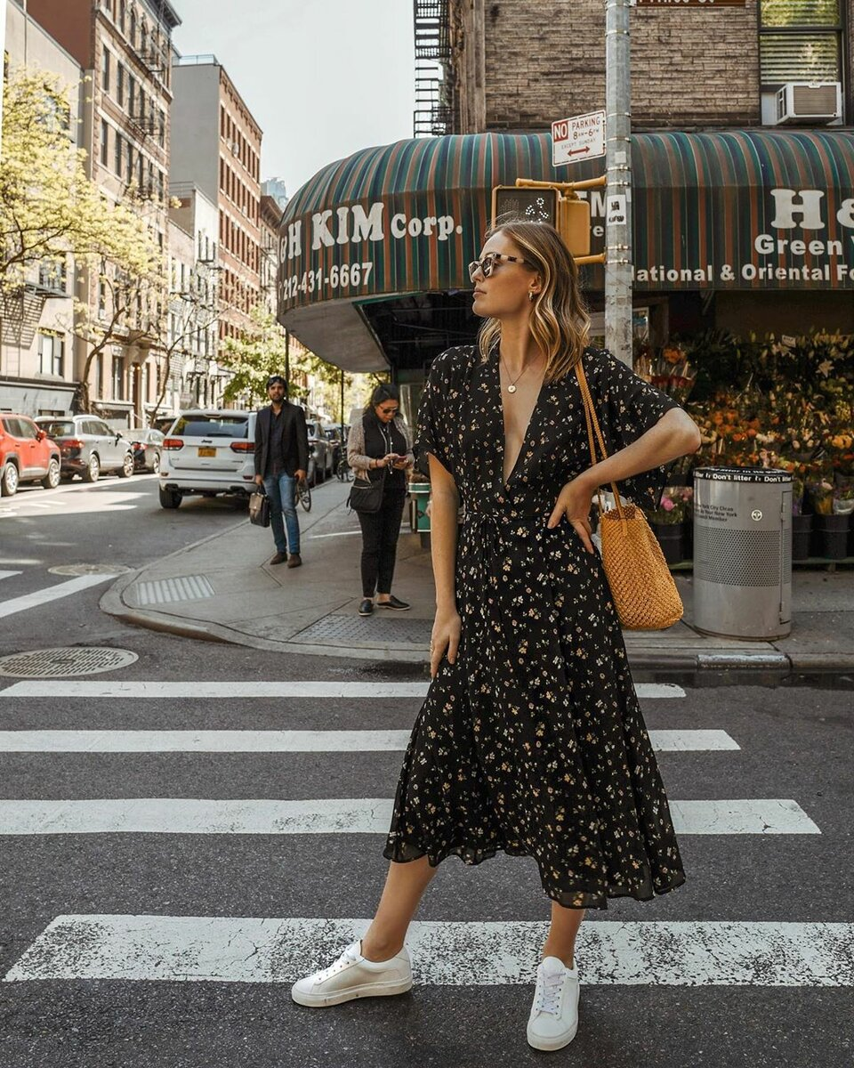 Платье миди: 20 моделей, которые сочетают в себе строгость, лаконичность и seksуальность