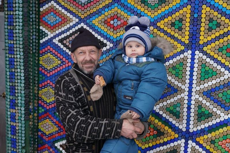 2. Александр Десятков (Усть-Катава, Россия) пенсионеры, хобби