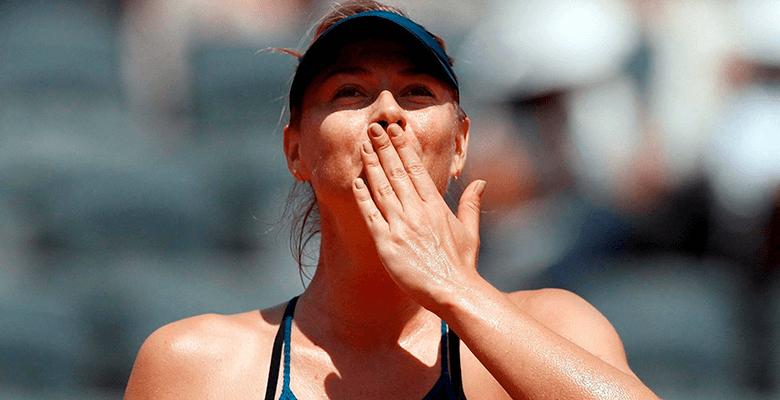 Мария Шарапова объявила о за…